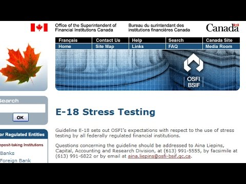 BC FINCOM adopts OSFI stress test guidelines