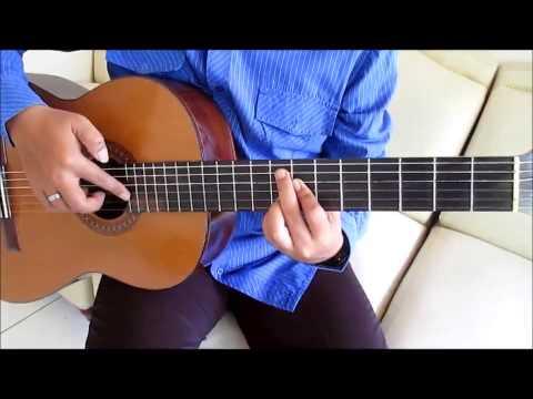 Belajar Kunci Gitar Melly Goeslaw Bunda Intro