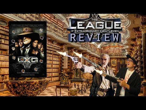 League of Extraordinary Gentlemen REVIEW- Nostalgia Critic Junior