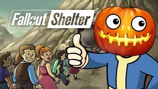 Fallout Shelter - Хэллоуин в Игре! (iOS)