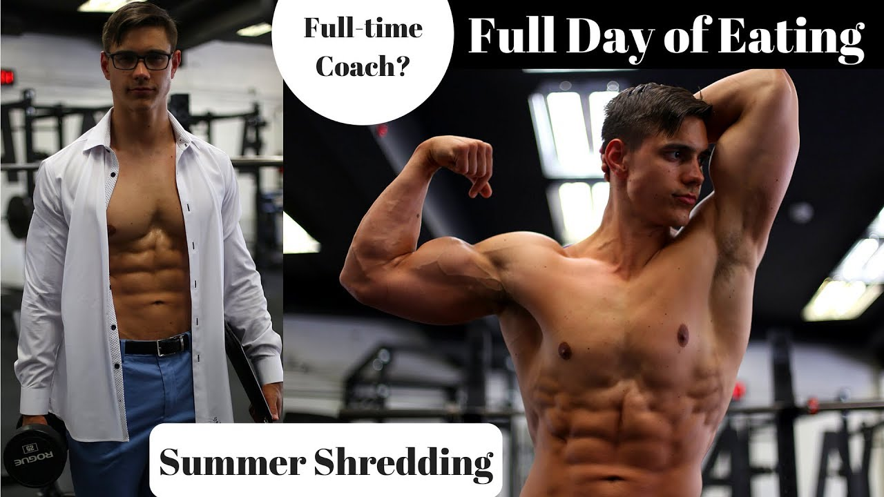 What Do I Do All Day?   Full Day of Eating   Full-Time Coach   FDOEe16