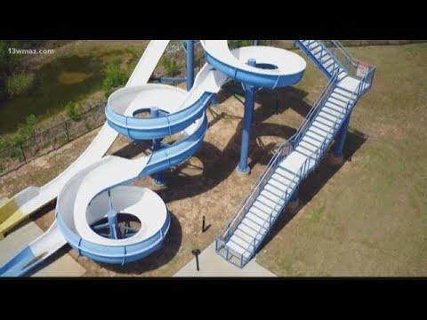 Sandy Beach Water Park On Sale For $595,000