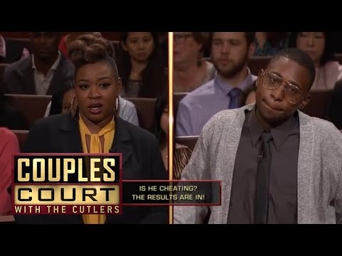 Woman Suspects Boyfriend Is Cheating After Finding Lingerie (Full Episode) | Couples Court