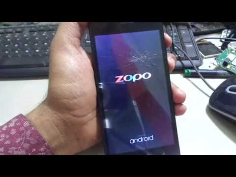 Zopo F5 Hard Reset And Remove Pattern Lock