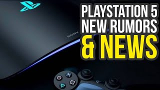 PlayStation 5 New Rumors & News -  Price, Features, Reveal Event & Way More (PS5 News)