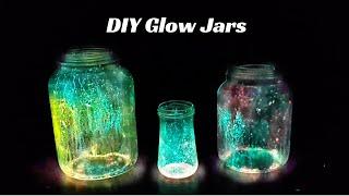 How To Make Glow Jars | Diy Christmas Decoration Ideas