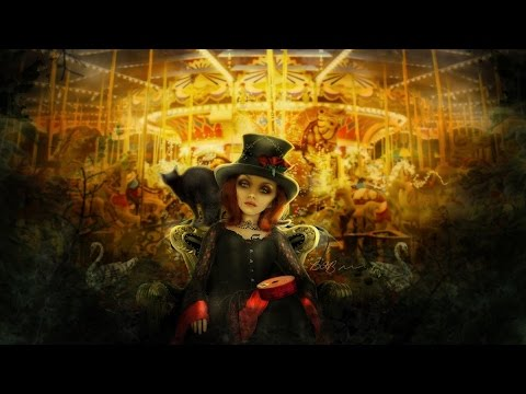 1 Hour of Creepy Carnival Music & Circus Music