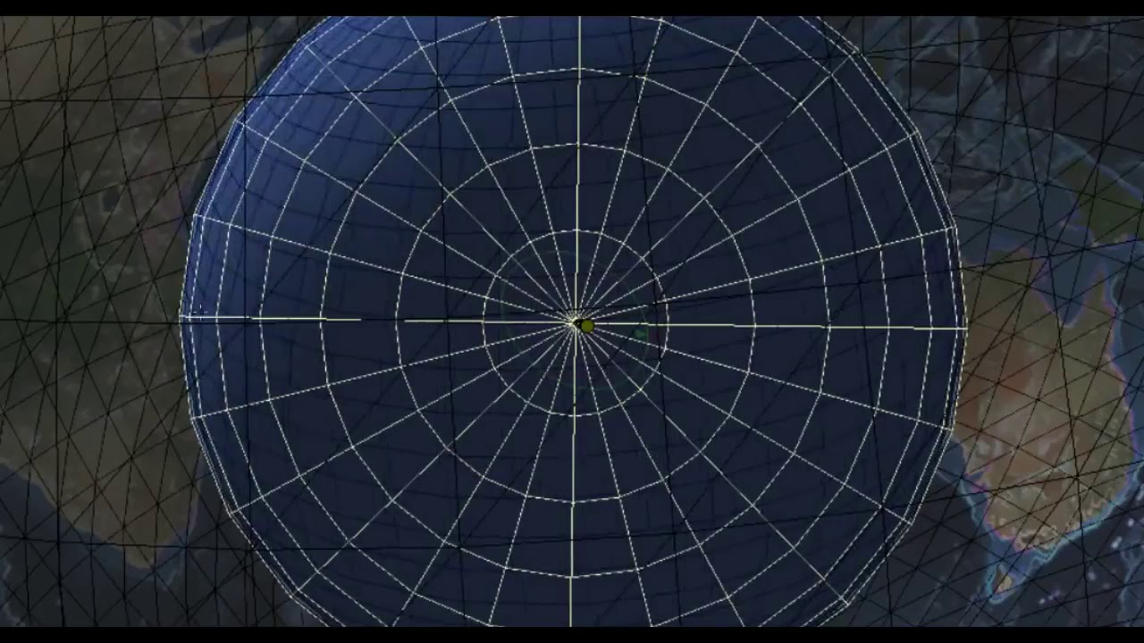 Working Sky Guide - Lord Steven Christ's Concave Earth