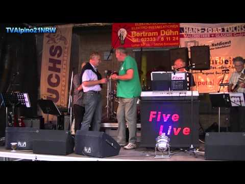 Ennepetal 24.Altenvoerder Stadtteilfest 20 Min.Power Party HD Sa.10.9.2011 TVAlpino21NRW