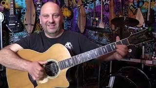 Turnarounds / Licks in 6th's for Blues/Grateful Dead tunes - Intermediate/Advanced Guitar Lesson