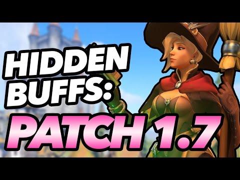 The Hidden Buffs of Patch 1.7 - Overwatch