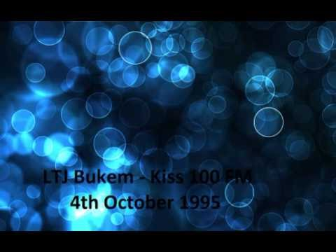 LTJ Bukem - Kiss 100 FM - Oct 1995 atmospheric dnb jungle Cut 4 YT