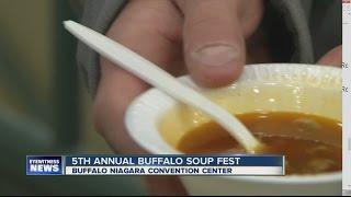 Buffalo Soup-Fest takes place