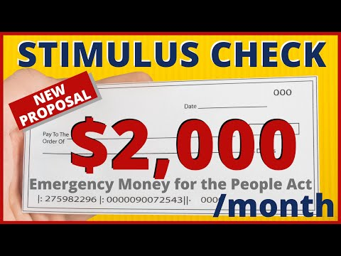 stimulus-check:-$2000-proposal-emergency-money-for-the-people-act-(empa)-will-there-be-second-check?