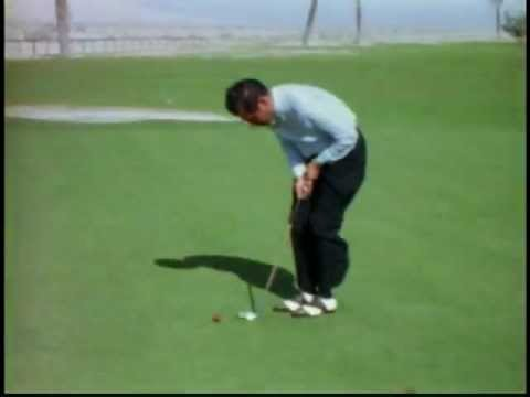 Count Yogi ®, Palm Springs-1960 Putting Exhibition ©