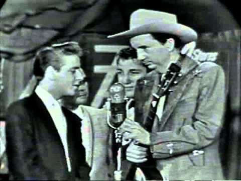 Town Hall party TV show 1959 starring Eddie Cochran