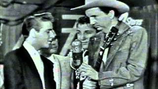 Town Hall party TV show 1959 starring Eddie Cochran..