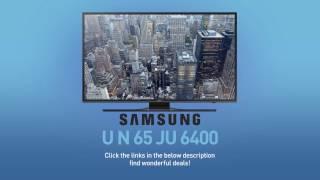 "SAMSUNG 65"" Class UN65JU6400 ( JU6400 ) 6-Series 4K UHD Smart TV// FULL SPECS REVIEW"