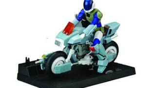 Toynami Robotech New Generation Cyclone Mpc Volume 2 - Rand