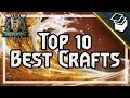 Top 10 Cards to Craft | GWENT HOMECOMING
