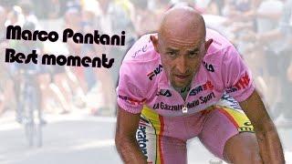 Marco Pantani - Pantani best moments