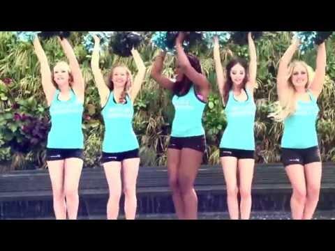 POM POMS - Cheerleading Dance (Beginner)