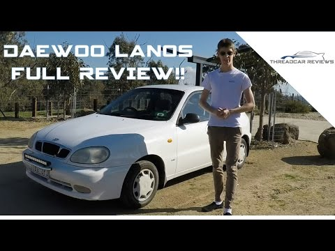 1999 Daewoo Lanos FULL REVIEW!!