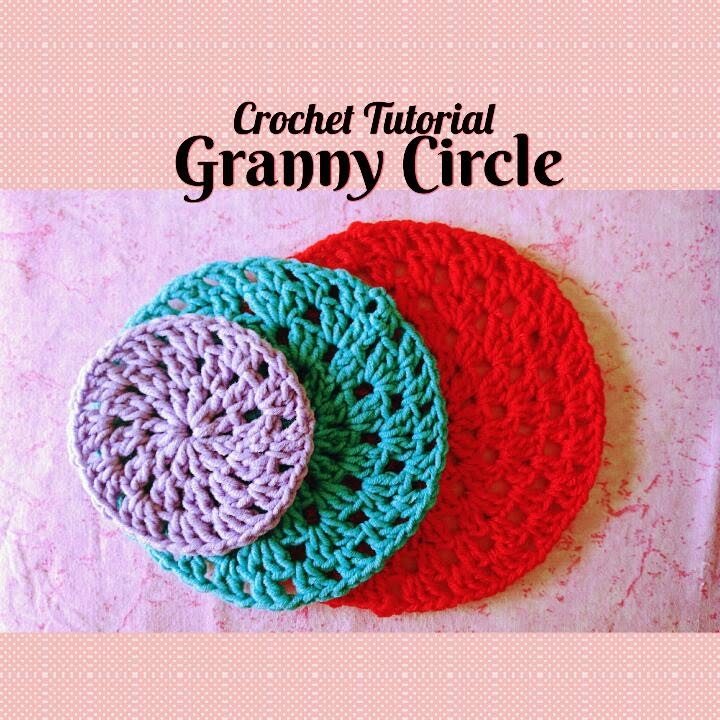 Crochet colorful phone bag with granny squares tutorial | make.