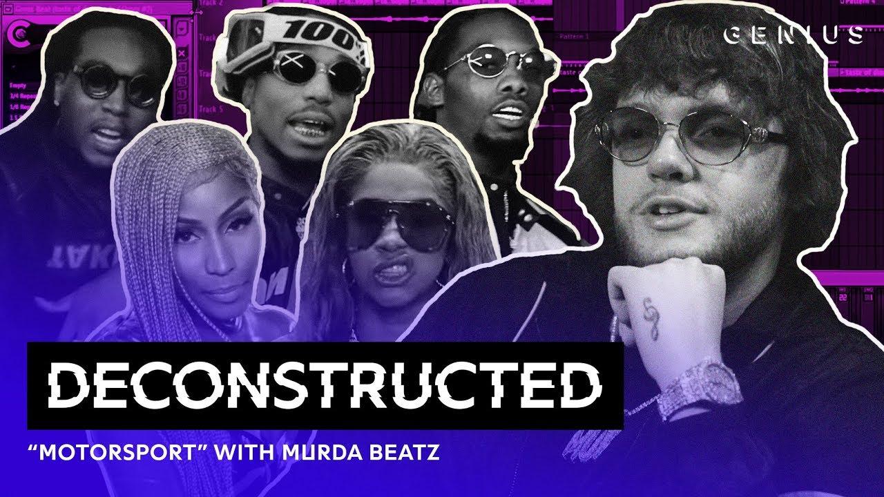 "Download The Making of Migos, Cardi B & Nicki Minaj's ""MotorSport"" With Murda Beatz   Deconstructed"