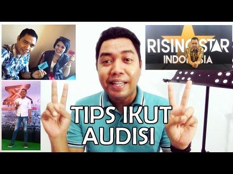 8 Tips Mengikuti Audisi Menyanyi Talent Show TV + Motivasi