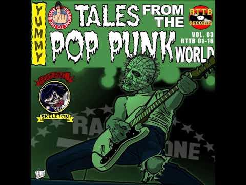 Psychords - I Wanna Live Like Joey Ramone