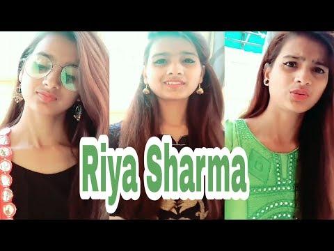 Riya Sharma Tik Tok Video Part 1 | Indian Beautiful Girl Romantic Musically | Haven Entertainment
