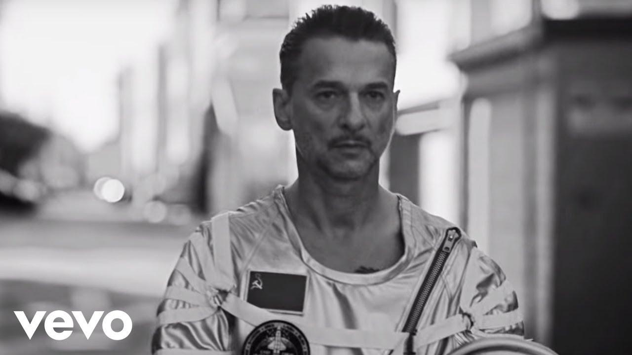 Depeche Mode Cover Me Video