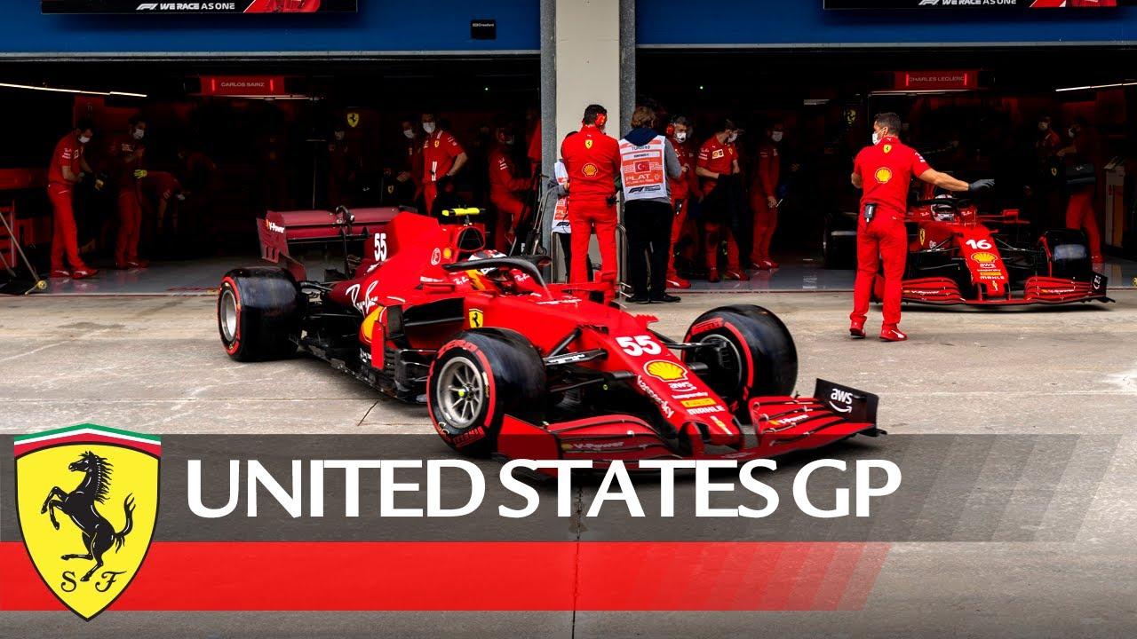 United States Grand Prix Preview - Scuderia Ferrari 2021