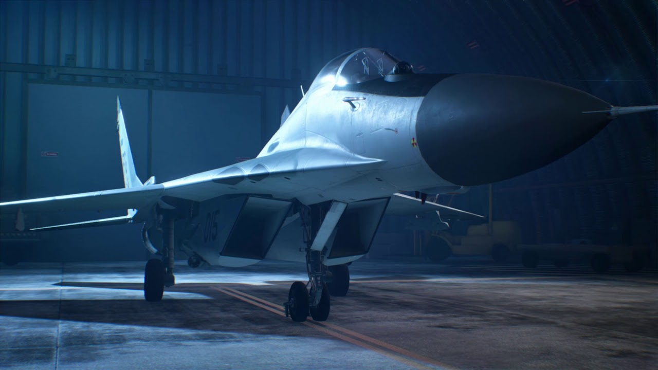 Ace Combat 7. Mission 04: Rescue. Xbox One X - YouTube