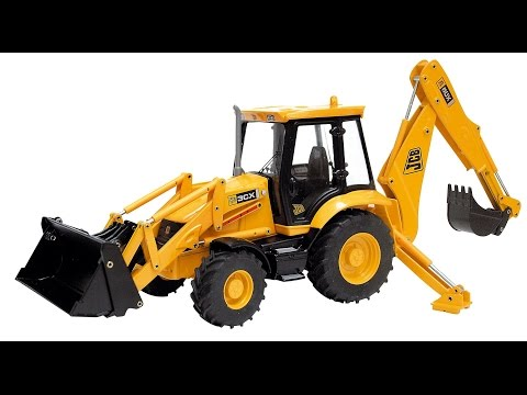 JCB DIGGER SONG #10 DIGGER DANCE