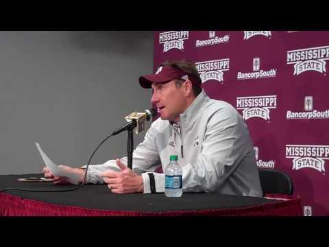 Dan Mullen Alabama postgame 11-11-17