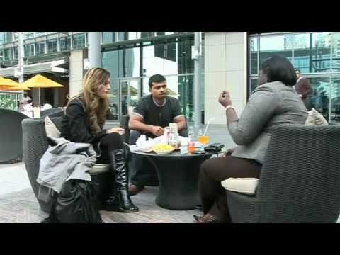 Cass Business School in Dubai on BBC Middle-East Report