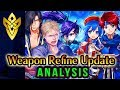 FEH New Weapon Refine Analysis: Lilina, Roy, Fir, Karel and Lloyd | Fire Emblem Heroes