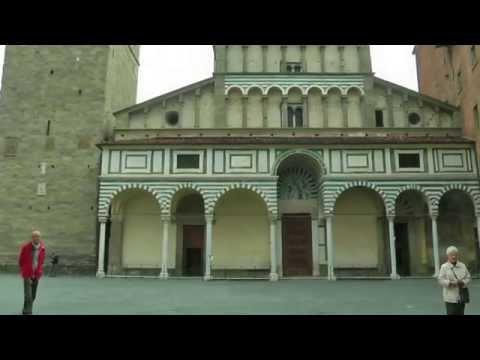ITALY Pistoia, Tuscany (HD-video)