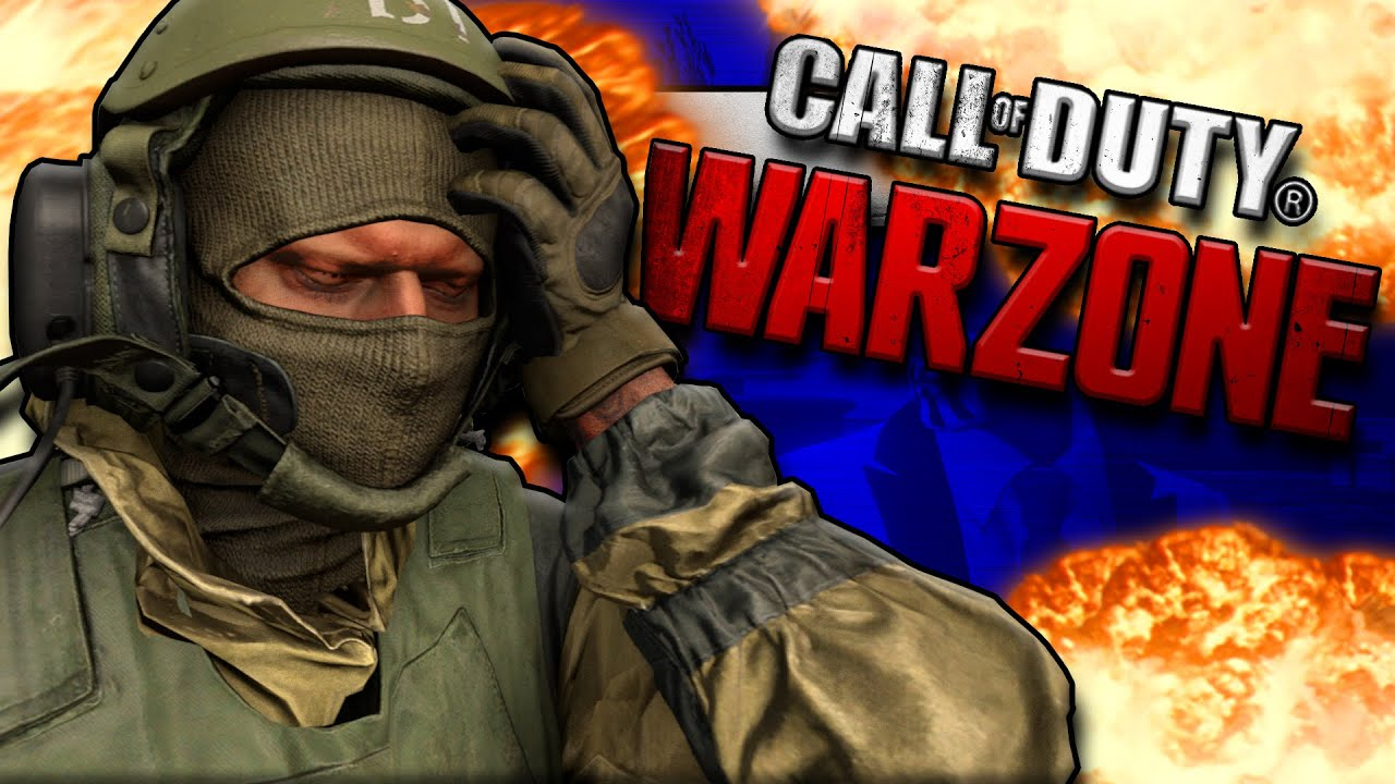 MW Warzone - But We're Trash Players... | Comedy Gaming