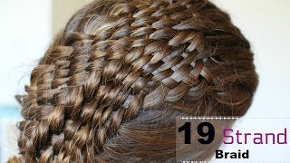 19 Strand Braid | Braids | Braidsandstyles12