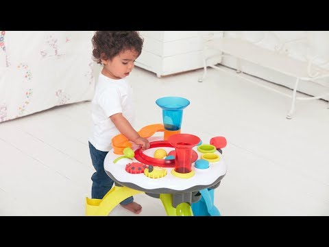 Little Senses Lights and Sounds Activity Table (12 months+) Early Learning Centre