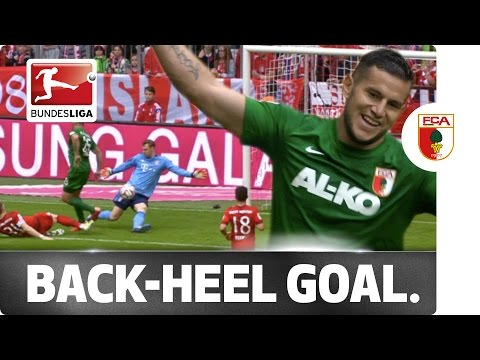 Bobadilla's Class Back-Heel Leaves Neuer and FC Bayern Beate
