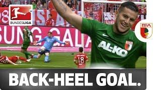 Video Gol Pertandingan FC Augsburg vs FC Bayern Munchen