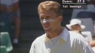South Africa vs England 1995 2nd Test Johannesburg - Mike Atherton 185*
