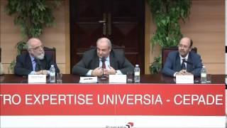 """I ENCUENTRO PROGRAMA EXPERTISE UNIVERSIA CEPADE UPM"""