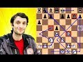 Baadur Jobava Gives Boris A Lesson In Minor Piece Play
