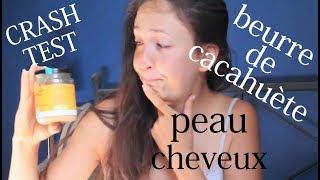 Crash Test : du Beurre de Cacahuète dans les CHEVEUX !