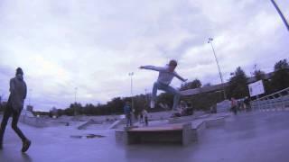 Skate in Extreme Park PERM / sunday edit